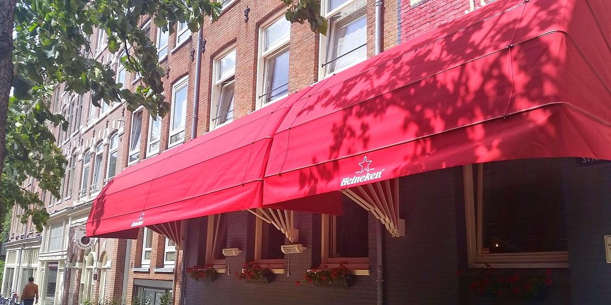 Markiezen, buitenzonwering, op maat gemaakt, zon-comfort den Haag