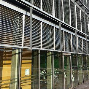 Professionele zonwering, voor bouwprofessionals in de gehele Benelux