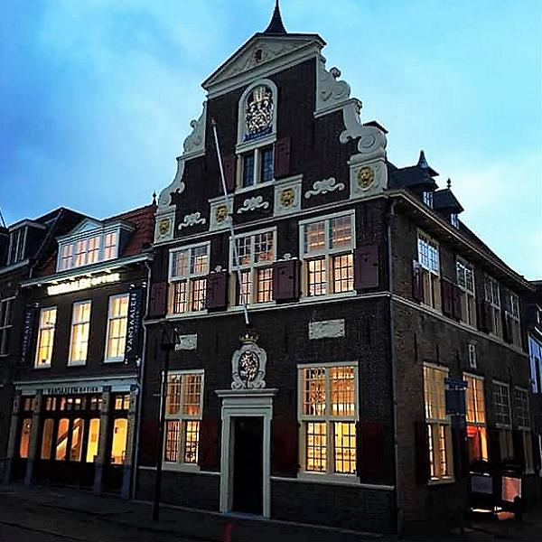 Naaldwijk, van Daalen optiek houten jaloezieën