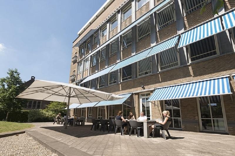 Zonwering In Rotterdam : Oogziekenhuis rotterdam zon comfort