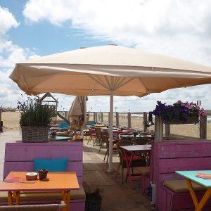 Horeca parasols, Solbeach Scheveningen