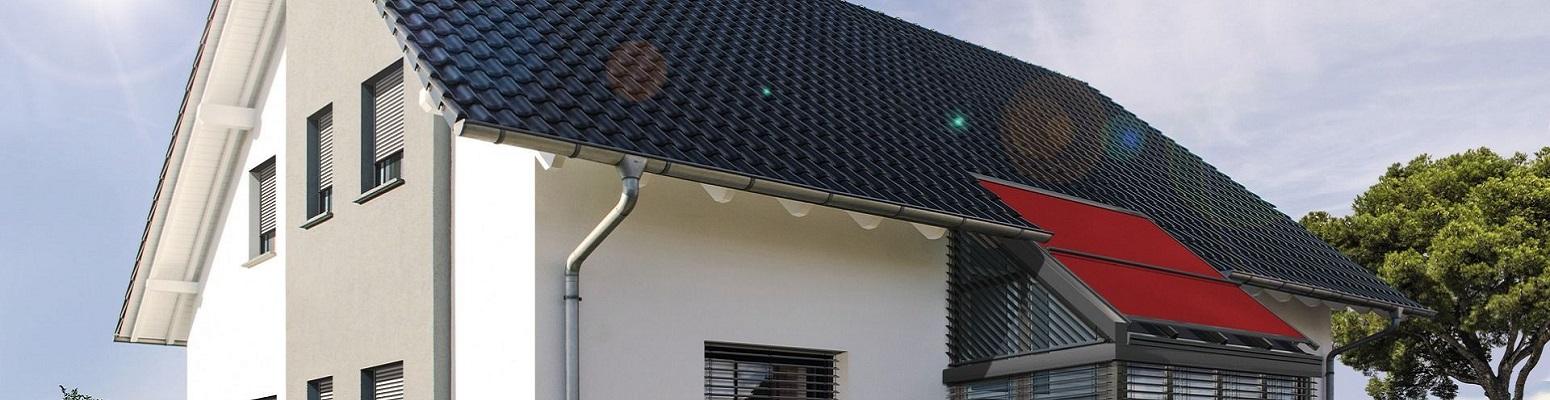 WAREMA serre zonwering type W20 met Secudrive®, hoogwaardige serre zonwering, Delft, Den Haag, Westland, Rotterdam